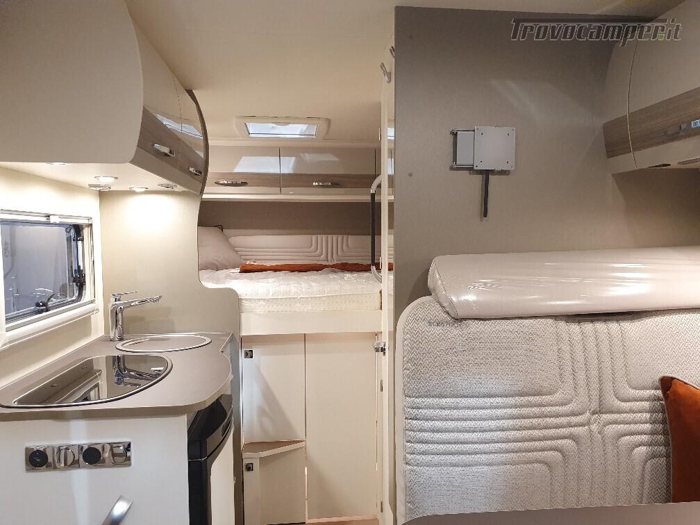 Semintegrale Burstner Travel Van T 590 G usato  in vendita a Bolzano - Immagine 8