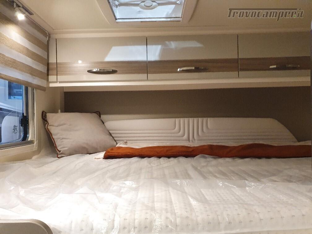Semintegrale Burstner Travel Van T 590 G usato  in vendita a Bolzano - Immagine 13