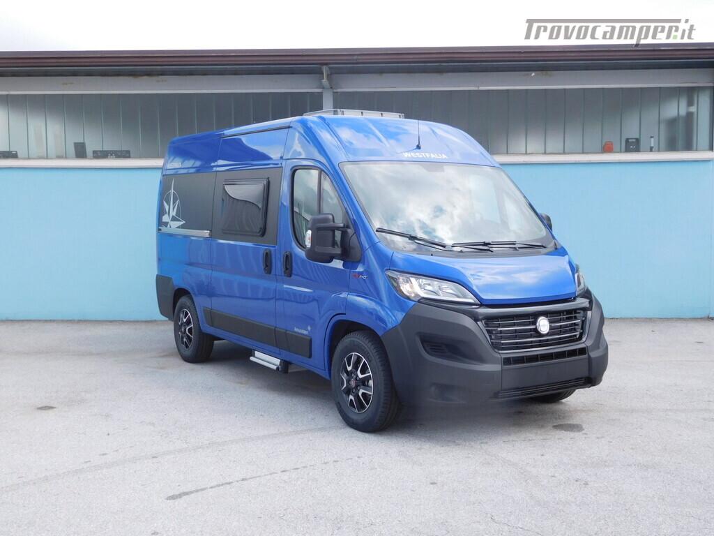 WESTFALIA AMUNDSEN 540 D usato  in vendita a Cuneo - Immagine 1