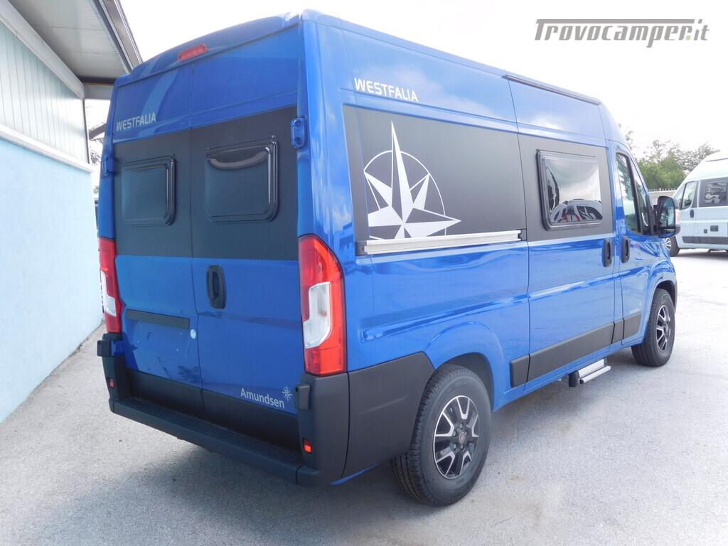 WESTFALIA AMUNDSEN 540 D usato  in vendita a Cuneo - Immagine 2