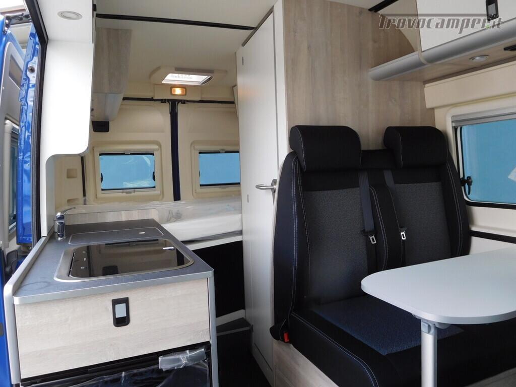 WESTFALIA AMUNDSEN 540 D usato  in vendita a Cuneo - Immagine 4