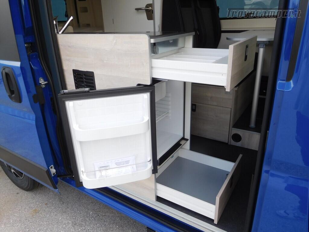 WESTFALIA AMUNDSEN 540 D usato  in vendita a Cuneo - Immagine 8