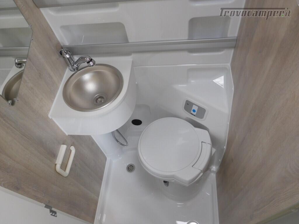 WESTFALIA AMUNDSEN 540 D usato  in vendita a Cuneo - Immagine 9