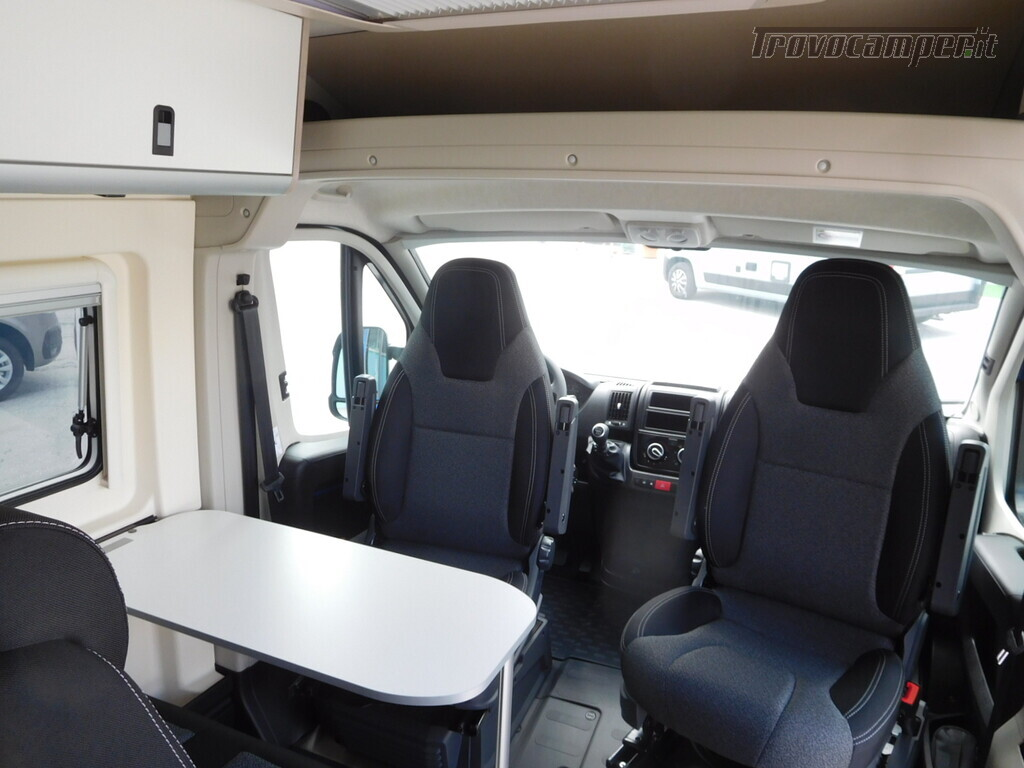 WESTFALIA AMUNDSEN 540 D usato  in vendita a Cuneo - Immagine 10