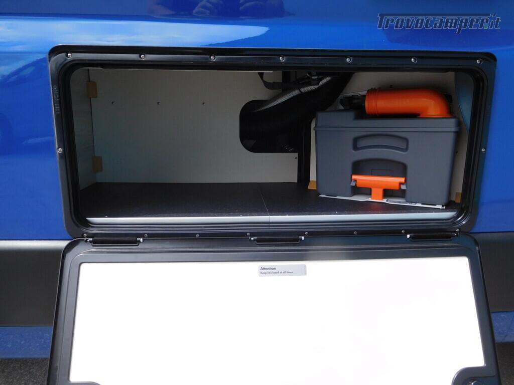 WESTFALIA AMUNDSEN 540 D usato  in vendita a Cuneo - Immagine 12