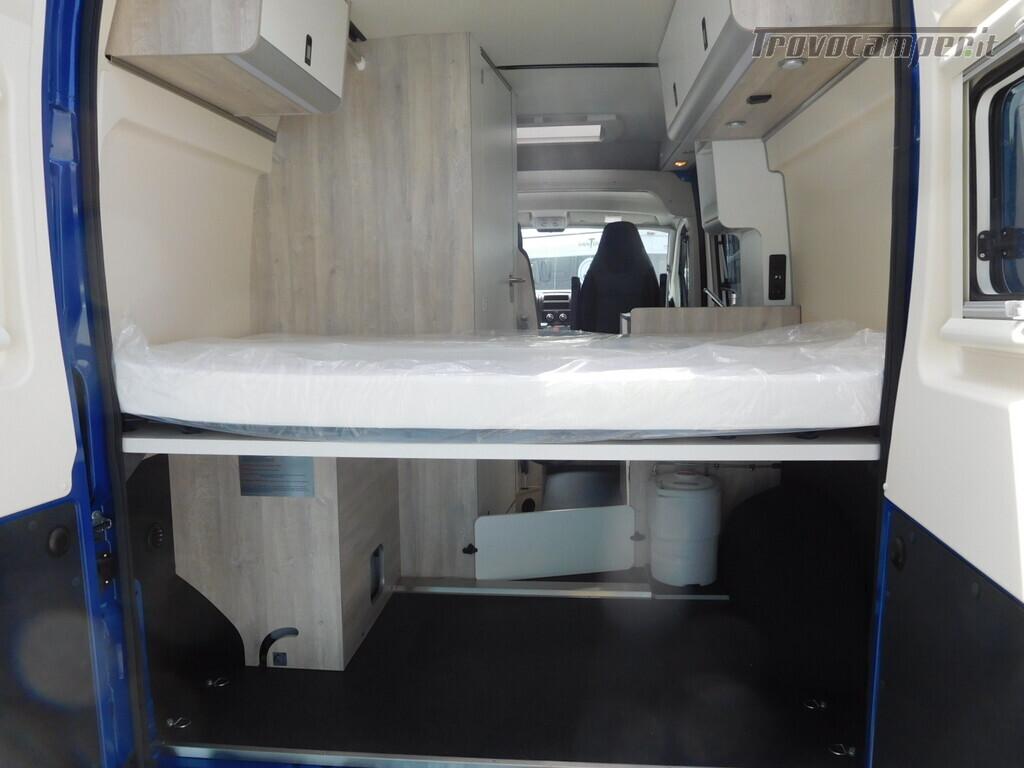 WESTFALIA AMUNDSEN 540 D usato  in vendita a Cuneo - Immagine 13