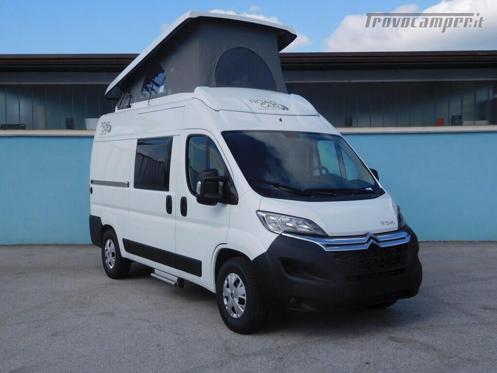 ROADCAR R 540 Tetto Sollevabile usato  in vendita a Cuneo - Immagine 1