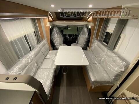 Adria MATRIX AXESS M 600 DT garage 698 cm maxicabina face to face 2021 nuovo  in vendita a Brescia - Immagine 6