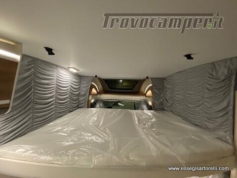 Adria MATRIX AXESS M 600 DT garage 698 cm maxicabina face to face 2021 nuovo  in vendita a Brescia - Immagine 7