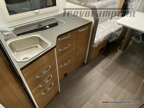 Adria MATRIX AXESS M 600 DT garage 698 cm maxicabina face to face 2021 nuovo  in vendita a Brescia - Immagine 19