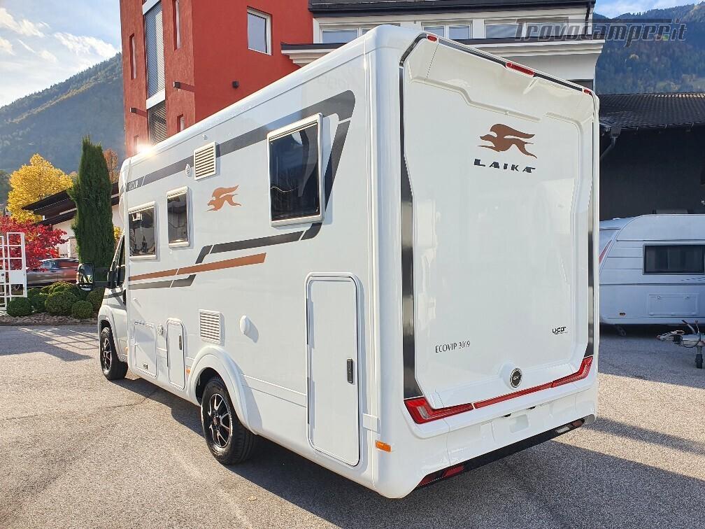 Semintegrale Laika Ecovip L 3019 usato  in vendita a Bolzano - Immagine 4
