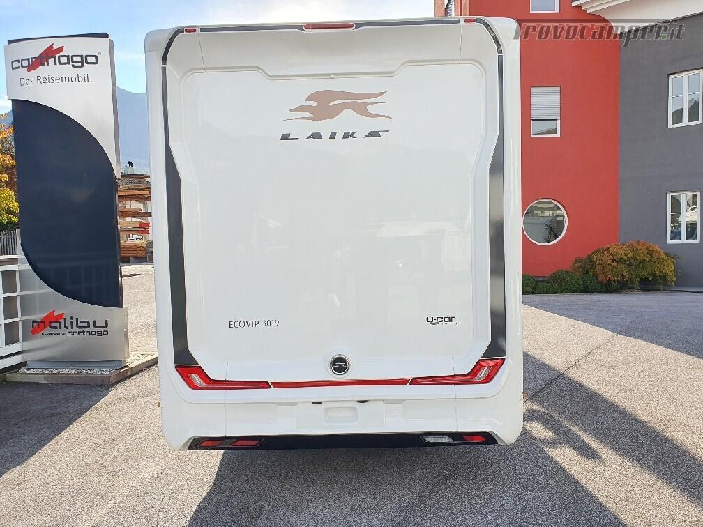 Semintegrale Laika Ecovip L 3019 usato  in vendita a Bolzano - Immagine 5