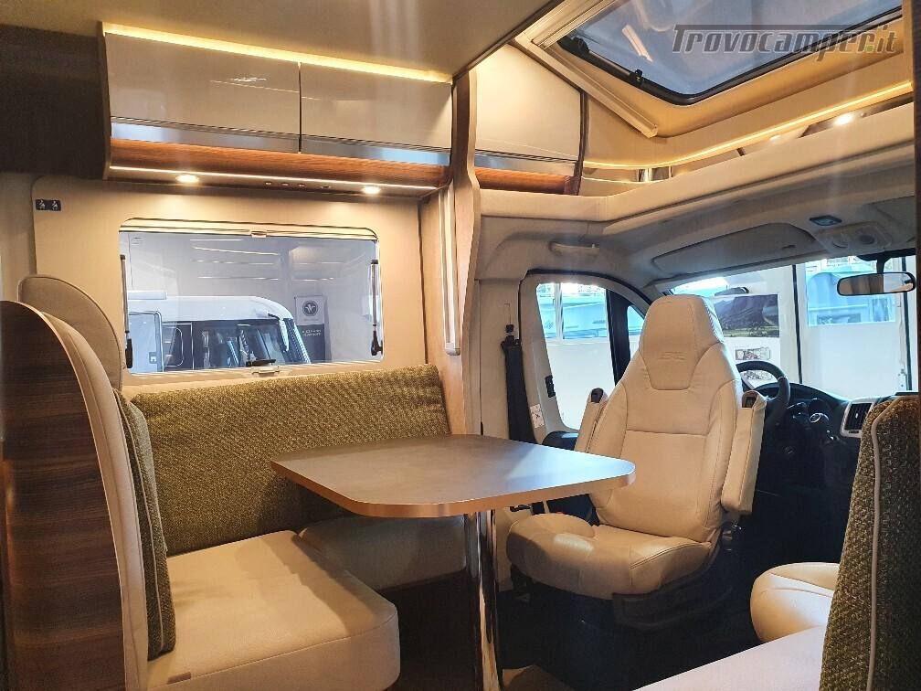 Semintegrale Laika Ecovip L 3019 usato  in vendita a Bolzano - Immagine 8