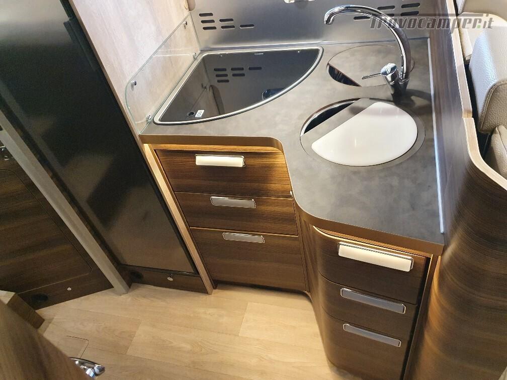 Semintegrale Laika Ecovip L 3019 usato  in vendita a Bolzano - Immagine 13