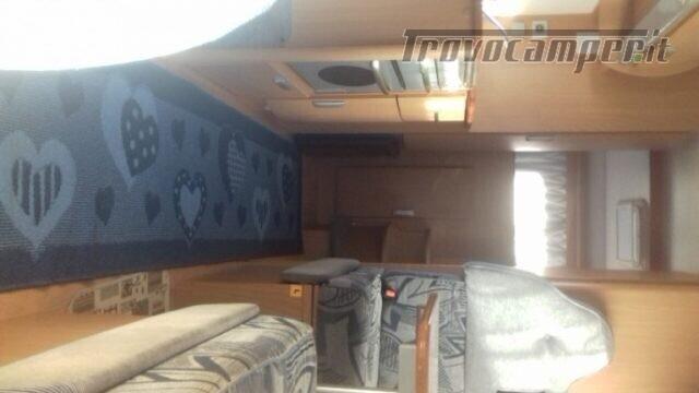 Mansardato mclouis autocaravan 7000 usato  in vendita a Biella - Immagine 18