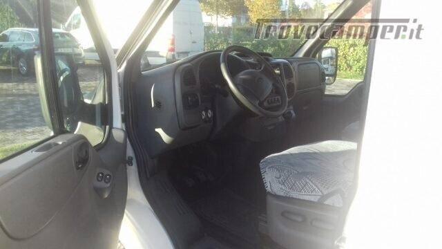 Mansardato mclouis autocaravan 7000 usato  in vendita a Biella - Immagine 12