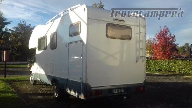 Mansardato mclouis autocaravan 7000 usato  in vendita a Biella - Immagine 2