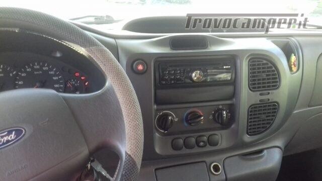 Mansardato mclouis autocaravan 7000 usato  in vendita a Biella - Immagine 11