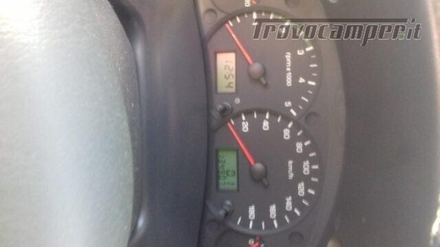 Mansardato mclouis autocaravan 7000 usato  in vendita a Biella - Immagine 9