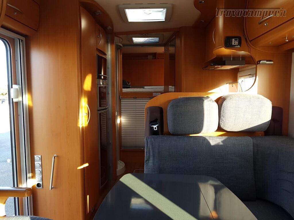 FRANKIA 680 P usato  in vendita a Verona - Immagine 10