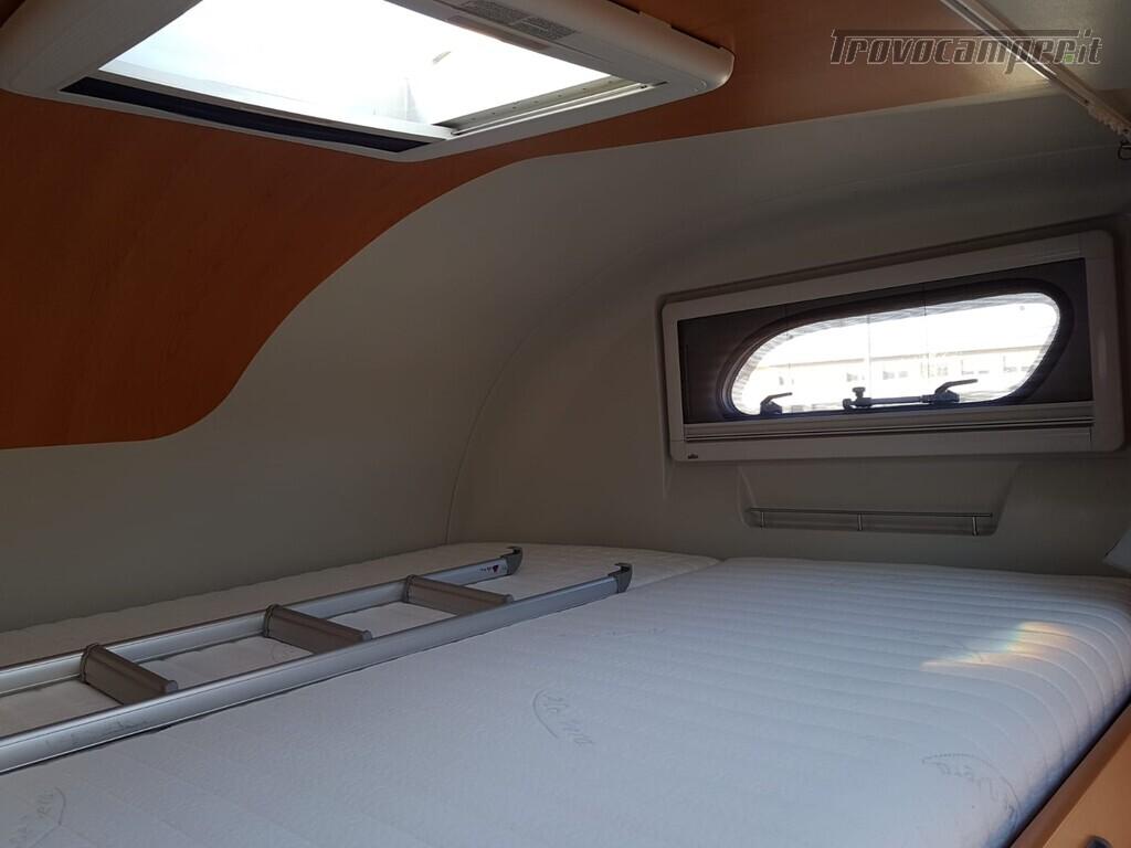 FRANKIA 680 P usato  in vendita a Verona - Immagine 16