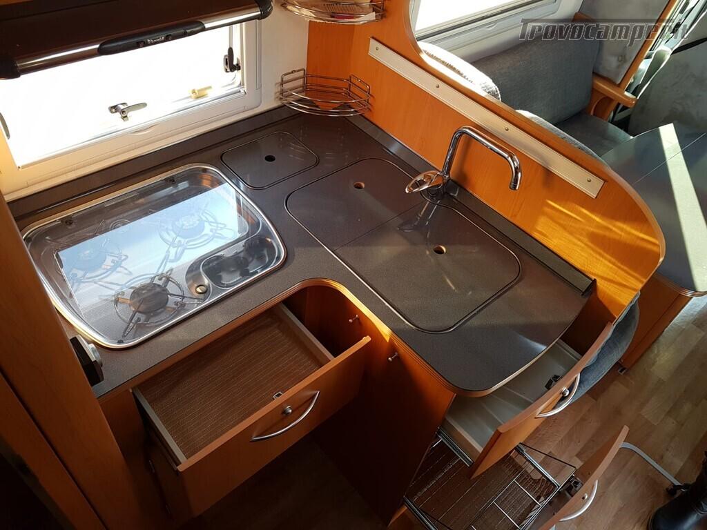 FRANKIA 680 P usato  in vendita a Verona - Immagine 19