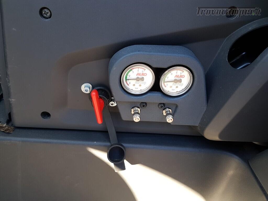FRANKIA 680 P usato  in vendita a Verona - Immagine 12