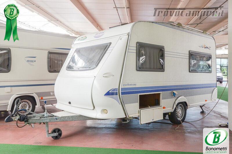 HOBBY EXCELLENT 400 SF usato  in vendita a Vicenza - Immagine 3