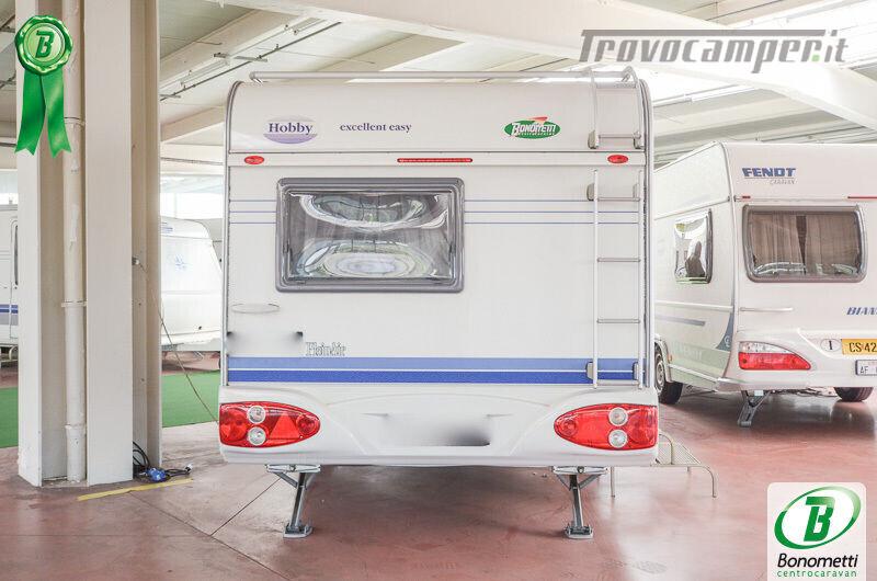 HOBBY EXCELLENT 400 SF usato  in vendita a Vicenza - Immagine 4