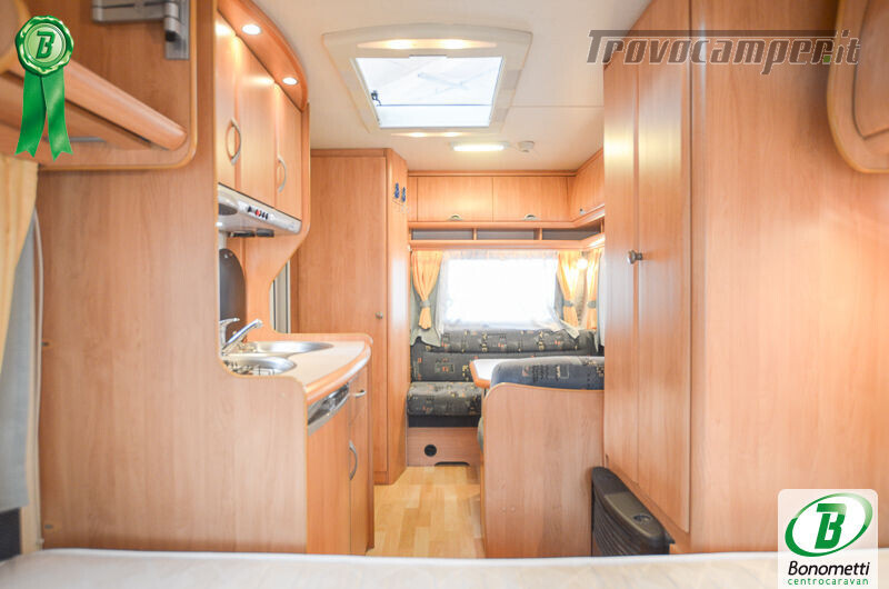 HOBBY EXCELLENT 400 SF usato  in vendita a Vicenza - Immagine 6