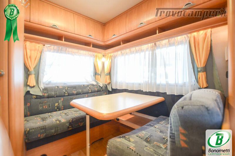 HOBBY EXCELLENT 400 SF usato  in vendita a Vicenza - Immagine 7