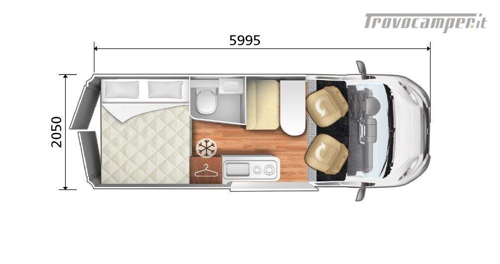 387 - weinsberg carabus 600 mq italian edition usato  in vendita a Bolzano - Immagine 2