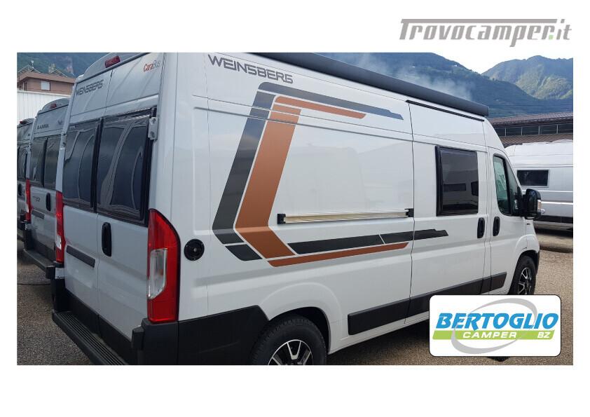 387 - weinsberg carabus 600 mq italian edition usato  in vendita a Bolzano - Immagine 3