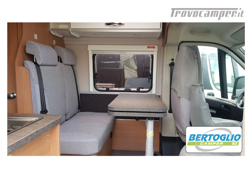 387 - weinsberg carabus 600 mq italian edition usato  in vendita a Bolzano - Immagine 4