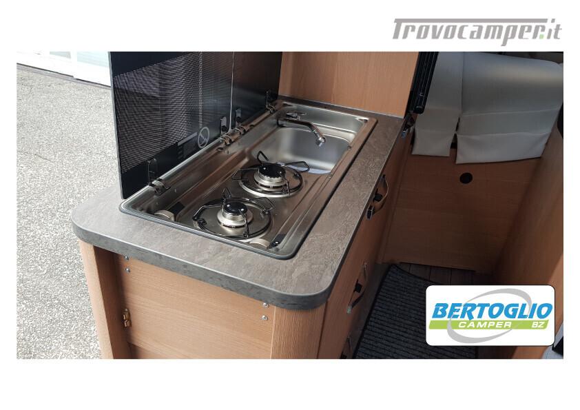 387 - weinsberg carabus 600 mq italian edition usato  in vendita a Bolzano - Immagine 5