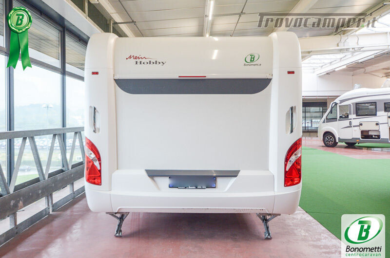 HOBBY PRESTIGE 650 KFU usato  in vendita a Vicenza - Immagine 4