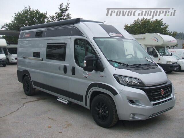 FURGONATO VANY 114 MAX ROAD EDITION VIP PRODUZIONE GIUGNO 2021 usato  in vendita a Ancona - Immagine 1