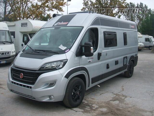 FURGONATO VANY 114 MAX ROAD EDITION VIP PRODUZIONE GIUGNO 2021 usato  in vendita a Ancona - Immagine 2