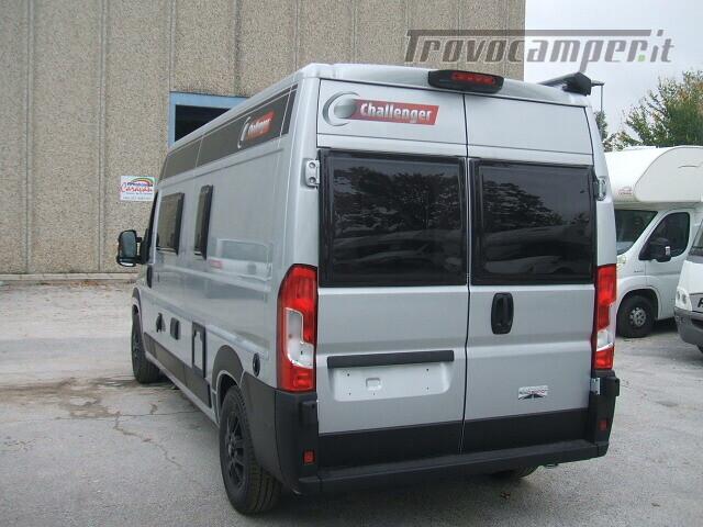FURGONATO VANY 114 MAX ROAD EDITION VIP PRODUZIONE GIUGNO 2021 usato  in vendita a Ancona - Immagine 3