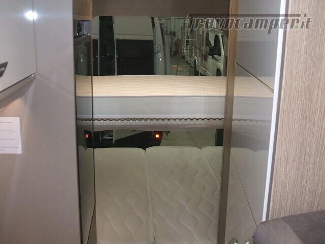 FURGONATO VANY 114 MAX ROAD EDITION VIP PRODUZIONE GIUGNO 2021 usato  in vendita a Ancona - Immagine 8