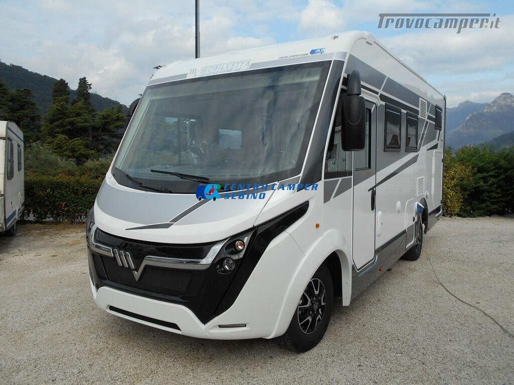 Mobilvetta Kea I 67 nuovo motorhome con maxi garage e dinette face-to-face nuovo  in vendita a Brescia - Immagine 3