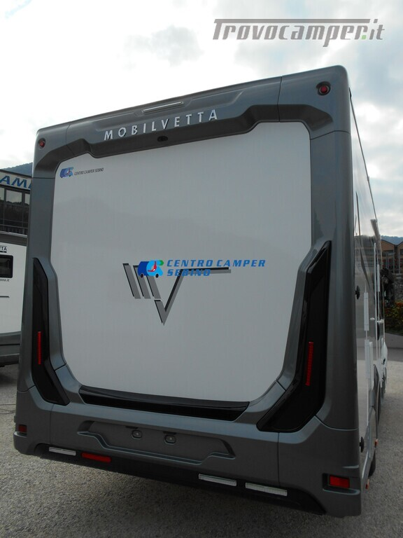 Mobilvetta Kea I 67 nuovo motorhome con maxi garage e dinette face-to-face nuovo  in vendita a Brescia - Immagine 6