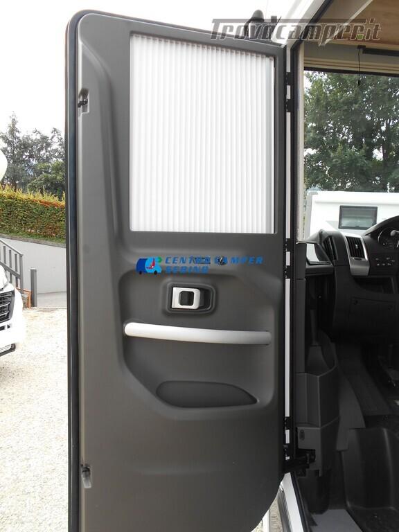 Mobilvetta Kea I 67 nuovo motorhome con maxi garage e dinette face-to-face nuovo  in vendita a Brescia - Immagine 8