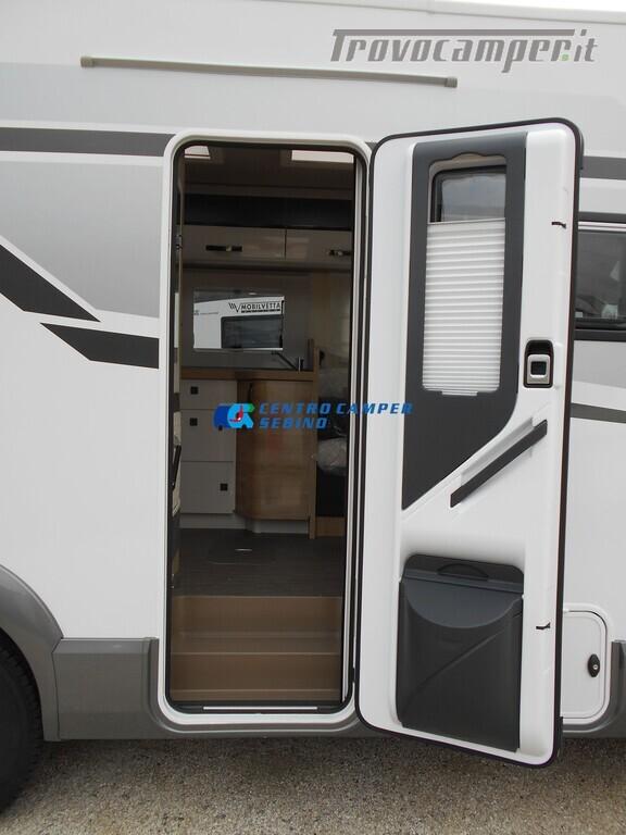 Mobilvetta Kea I 67 nuovo motorhome con maxi garage e dinette face-to-face nuovo  in vendita a Brescia - Immagine 9