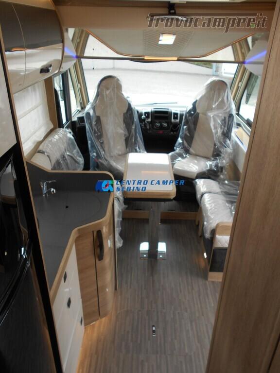 Mobilvetta Kea I 67 nuovo motorhome con maxi garage e dinette face-to-face nuovo  in vendita a Brescia - Immagine 11