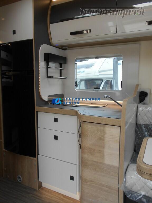 Mobilvetta Kea I 67 nuovo motorhome con maxi garage e dinette face-to-face nuovo  in vendita a Brescia - Immagine 15