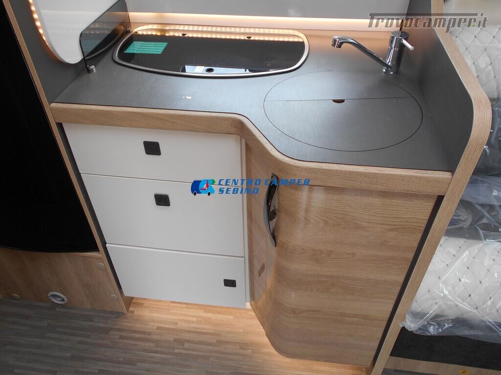 Mobilvetta Kea I 67 nuovo motorhome con maxi garage e dinette face-to-face nuovo  in vendita a Brescia - Immagine 16