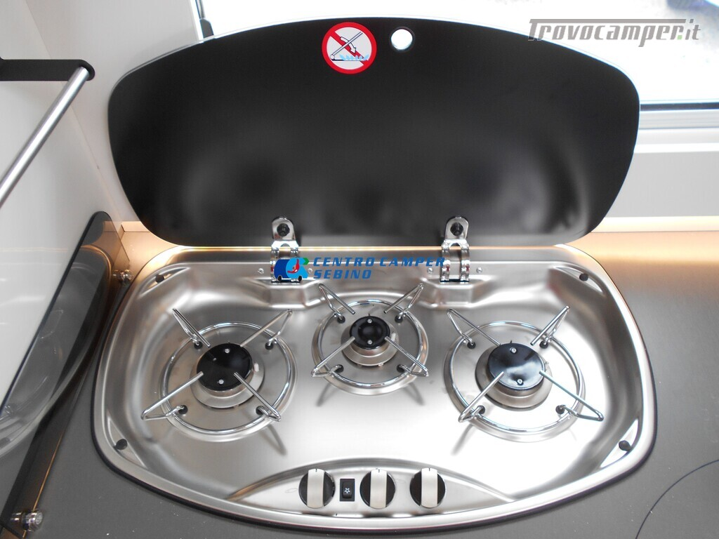 Mobilvetta Kea I 67 nuovo motorhome con maxi garage e dinette face-to-face nuovo  in vendita a Brescia - Immagine 18