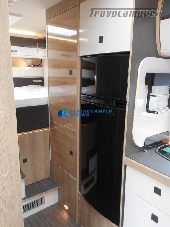 Mobilvetta Kea I 67 nuovo motorhome con maxi garage e dinette face-to-face nuovo  in vendita a Brescia - Immagine 19