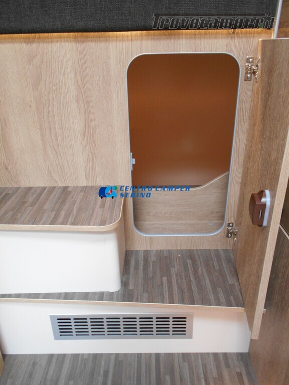 Mobilvetta Kea I 67 nuovo motorhome con maxi garage e dinette face-to-face nuovo  in vendita a Brescia - Immagine 20